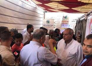 حي العامرية ثان في الإسكندرية يقدم الكشف والعلاج المجاني لـ1000 مواطن