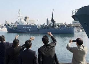 """اليابان ترسل سفنا لصيد الحيتان لـ""""أغراض البحث"""" في القطب الجنوبي"""