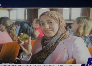 الحاصلة على جائزة اتحاد الكيمياء: نحاول الوصول لدواء مصري لفيروس سي