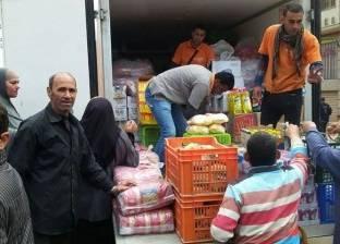محافظ الإسكندرية يطلب من مديرية التموين سرعة استخراج بطاقات الخبز