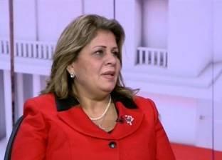 نائبة: انتخاب السيسي انحياز لمستقبل الأجيال القادمة