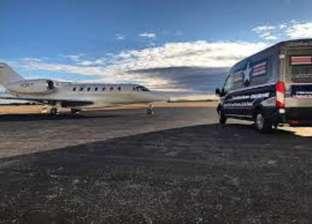 """""""سيراميك"""" للطائرات يتيح السفر جوا بسرعة أكبر من الصوت"""