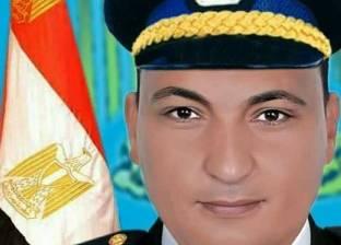 مصرع أمين شرطة صدمته سيارة على طريق كفر الشيخ الدولي