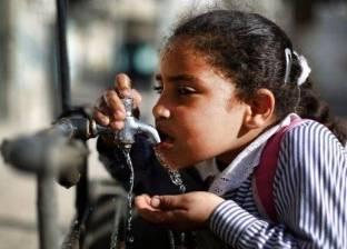 انخفاض منسوب «بحر شبين» يقطع مياه الشرب عن المحلة 14 ساعة