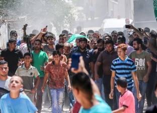 """الاحتلال الإسرائيلي يسلم جثمان الشهيد """"محمد عليان"""""""