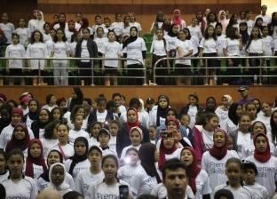 """""""صبحي"""" يشهد فعاليات مشروع """"ألف فتاة.. ألف حلم"""" بالأقصر"""