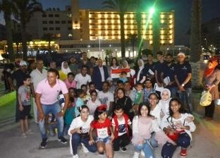 محافظ بورسعيد يشارك في دعوة المواطنين للتسجيل بالتأمين الصحي الشامل