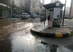 بسبب هطول أمطار غزيرة.. انفجار محول كهرباء في دكرنس بالدقهلية