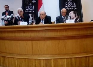 الفقي: السادات كان الرجل السياسي الثاني بعد محمد علي بمصر