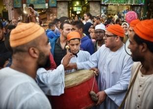 """غدا.. الطرق الصوفية تحتفل بـ""""مولد الحسين"""""""