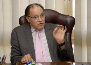 """""""أبوسعدة"""" يلتقي رئيس لجنة حقوق الإنسان بمجلس النواب البحريني"""