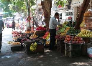 تباين أسعار الفاكهة.. واليوسفي بـ6 جنيهات