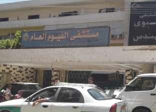 إصابة 9 مواطنين إثر انفجار إسطوانة بوتاجاز بمقهى شعبي في الفيوم