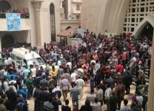 """""""الجاليات المصرية بالخارج"""" تدين حادث كنيسة طنطا"""