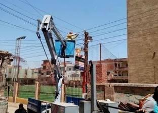 """رئيس مدينة سمنود بالغربية: استمرار أعمال نظافة وتطوير """"ميت حبيب"""""""