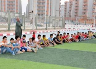 وزارة الشباب والرياضة توزع جوائز المسابقات الثقافية على أطفال حي الأسمرات