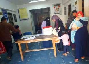 انتهاء حملة التطعيم ضد شلل الأطفال بمطروح بنسبة تنفيذ 100,3%