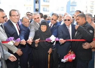 شعراوي: مشروعات التنمية في بورسعيد تثبت عدم وجود فساد فيها