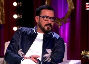 """محمد رجب: """"أحمد السبكي اداني أعظم قلم"""""""