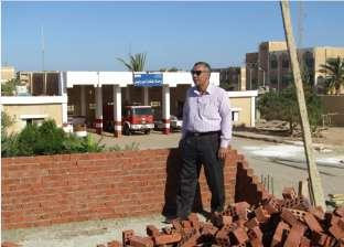 رئيس أبو رديس: إنشاء خزان للدفاع المدني بتكلفة 750 ألف جنيه