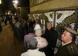 محافظ المنوفية يقدم واجب العزاء لأسرة النقيب محمد التطاوي