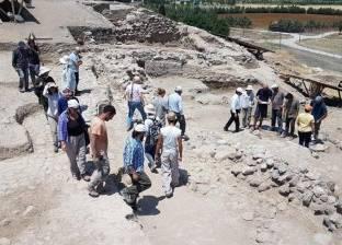 اكتشاف معبد عمره ألفين و100 عام