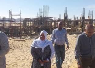 مليون جنيه لتنفيذ مشروعات تنمية قرية المنيرة في الوادي الجديد