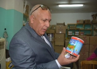 محافظ الوادي الجديد يشكل لجنة لمتابعة بيع ألبان الأطفال بمنافذ الصحة