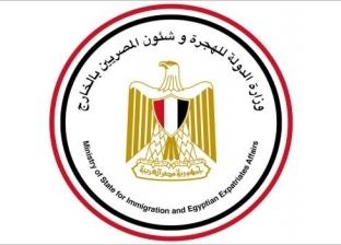 إنفوجراف| أبرز استفسارات المصريين بالخارج حول الاستفتاء