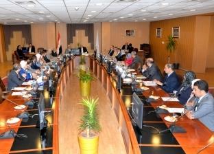 جامعة المنصورة تكرم الفائزين بجوائز النيل والدولة التقديرية والتشجيعية