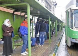 تساقط الثلوج على الإسكندرية وزيادة حدة الأمطار الرعدية