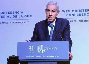 قابيل: مصر ترفض أي ممارسات غير عادلة في التجارة الدولية