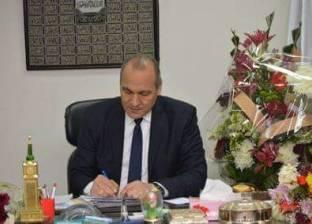 وكيل التعليم بالقاهرة يتفقد مدارس حلوان لمتابعة استعدادت العام الجديد