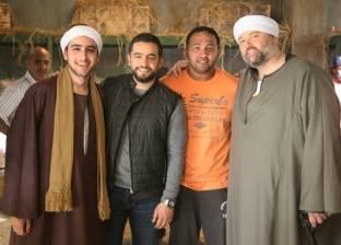"""محمد عبد العزيز يلعب دور الشرير الوسيم في """"طاقة نور"""""""