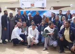 نائب رئيس جامعة الإسكندرية: نسخر جهودنا لحل مشكلات بحيرة مريوط