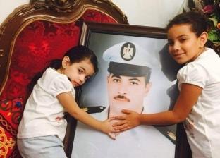 """أبناء الشهداء يفتحون قلوبهم لـ""""الوطن"""" في ذكرى احتفال عيد الشرطة الـ67"""