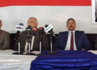 سكرتير عام المحافظة: القيادة السياسية حريصة على دعم بدو جنوب سيناء