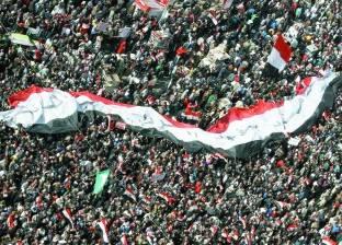 الأحزاب تحيى الذكرى الرابعة باحتفالات لتكريم أسر الشهداء