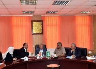 محافظ الشرقية يلتقي أعضاء النواب لاستعراض مشاكل المواطنين