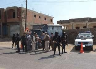إحالة سجين هارب فى أحداث ثورة يناير للنيابة لتنفيذ حكم ضده في الفيوم