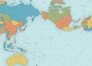 بالصور| خريطة جديدة للعالم.. مسطحة وغريبة لكنها أكثر دقة