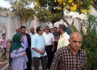 """""""جلابية وملابس عادية"""".. محافظ شمال سيناء يتنكر لرصد مخالفات المسؤولين"""