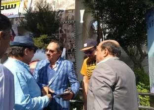 """كمال أبو رية: صوتي للفنان أحمد صيام بانتخابات """"المهن التمثيلية"""""""