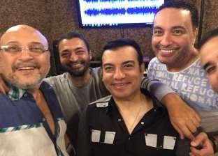 إيهاب توفيق يجتمع مع حميد الشاعري في أغنية جديدة
