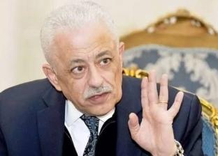 وزير التعليم عن قرارات سنوات النقل: متوقع إصابات كورونا تزيد في رمضان