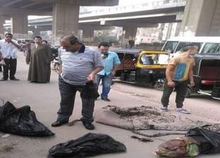 مصدر أمني: العثور على جثث 3 أطفال مذبوحين في المريوطية