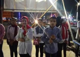 مواهب جنوب سيناء تحيي آخر ليالي عيد الأضحى