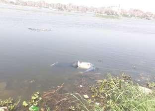 غرق عامل داخل بيارة صرف مياه مزارع في البحيرة