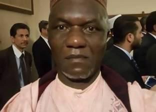 رئيس المجلس الإسلامي بالكاميرون: مصر قلب العروبة والإسلام