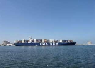 ميناء دمياط يؤكد استمرار قدرته على استقبال السفن العملاقة